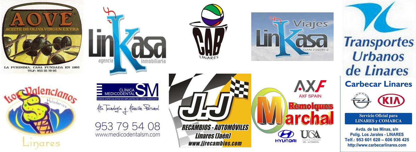 Patrocinadores 2014-2015
