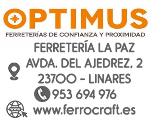 Optimus Ferrokey La Paz